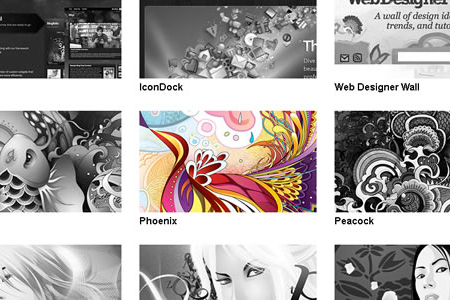 HTML5 Grayscale Image Hover