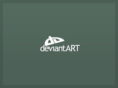 The font used in deviantART is Trebuchet