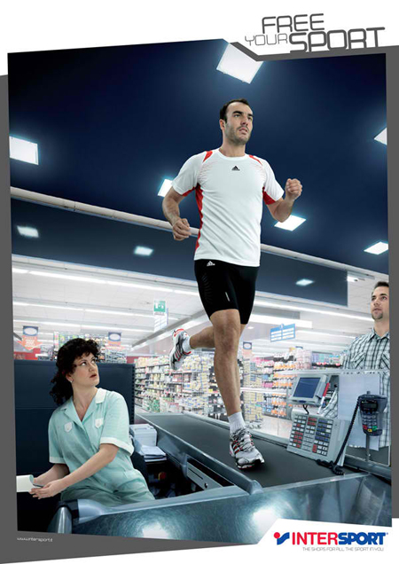 Intersport: Free your sport, 2