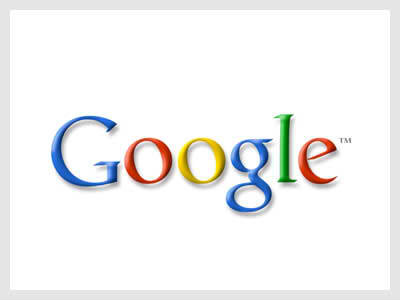 Popular Website Logos 3. the font used in google is