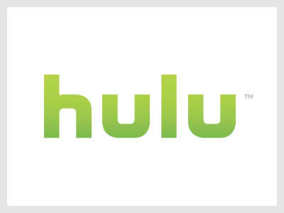 The font used in Hulu is Futura MDd BT