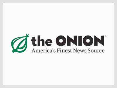 The font used in The ONION is Eagle Bold