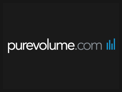 The font used in Purevolume is Avenir Book