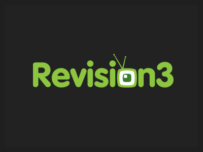 The font used in Revision 3 is VAG Rounded Black