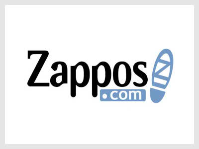 The font used in Zappos is ITC Binary™ Bold