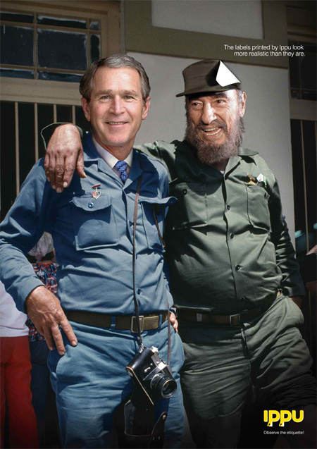 Ippu: Bush and Castro
