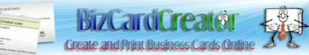 Create Business Card Online: Bizcard Creator