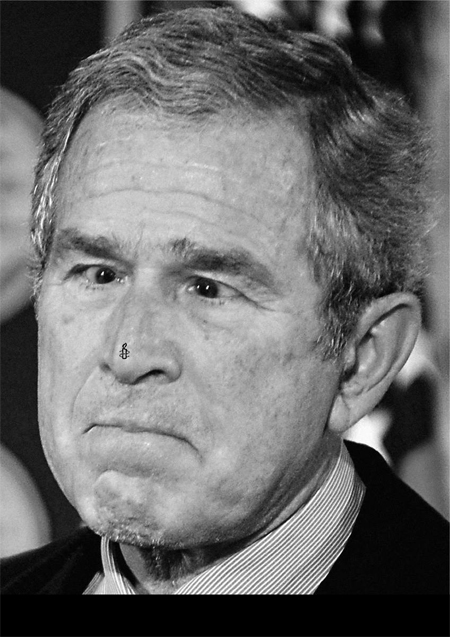 Amnesty International: Bush