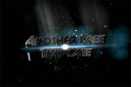 Free After Effects Templates - 'Cinematic Trailer'