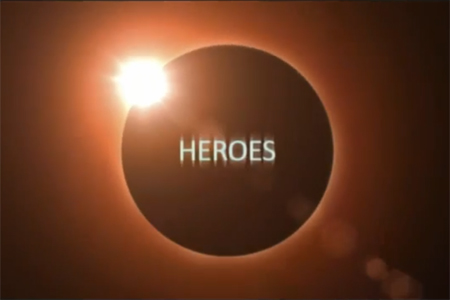 Heroes Title Intro