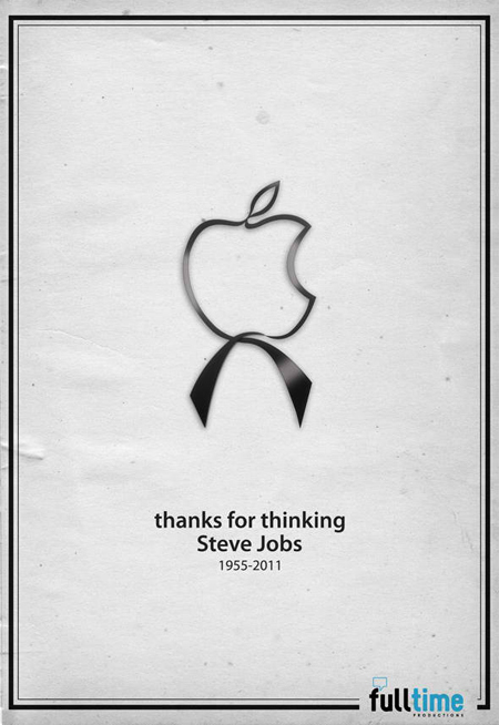 Thanks for Thinking Steve Jobs