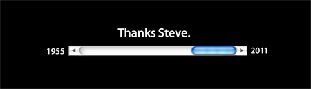 Scrollbar: Thanks Steve