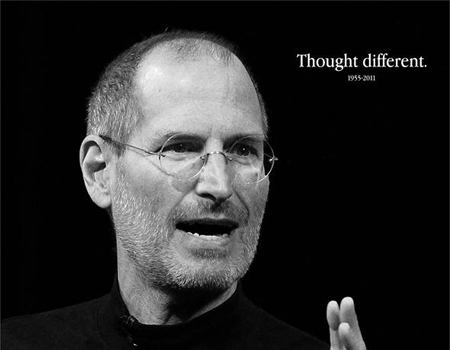25 Creative Advertisements Dedicated to Steve Jobs