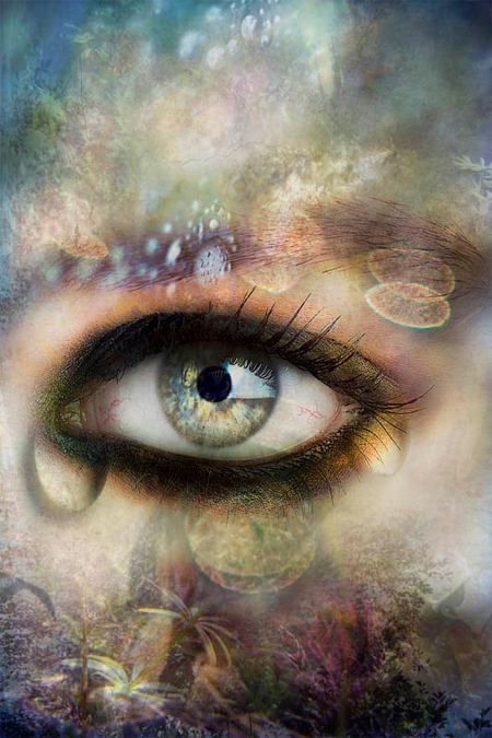 Fantasy Eyes Photo Manipulation