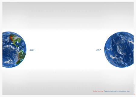 Global Warming Awareness: Earth