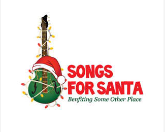 Songs for Santa Logo Design