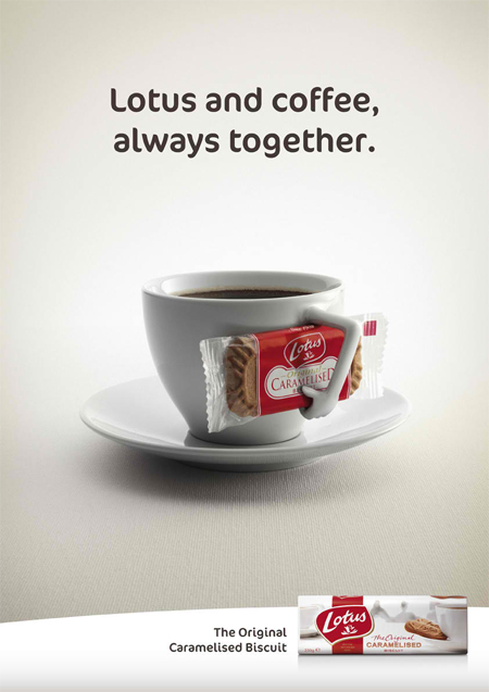 Coffee Advertisements: Always Together