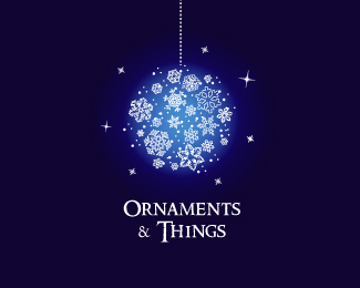 Ornaments & Things Logo Design