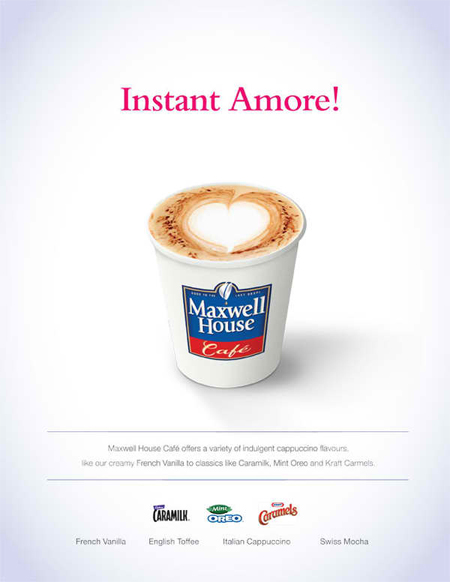 Maxwell House DS