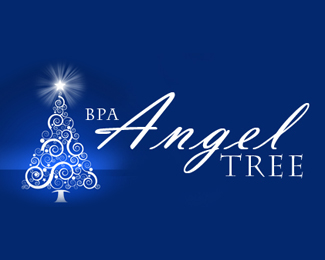 Angel Tree Logo Design