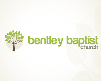 Bentley Baptist Church Logo Design