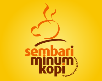 Coffee Logo Design: Sembari