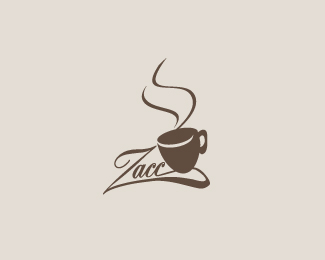 Coffee Logo Designs: Zacc