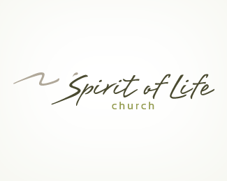 Spirit of Life Church Logo Design