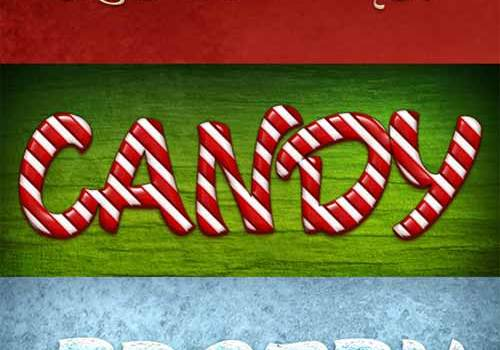 Free and Premium Christmas Photoshop Text Styles