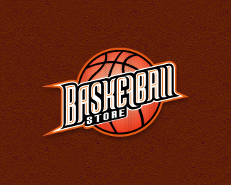 Basketball Store Logo Design