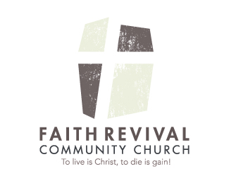 Faith Revival Community Church Logo Design