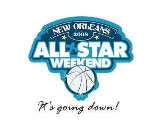 All Star Weekend Logo Design