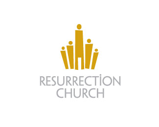 Resurrection Church Logo Designs