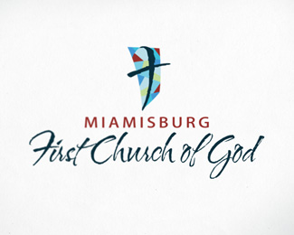 First Church of God Logo Design