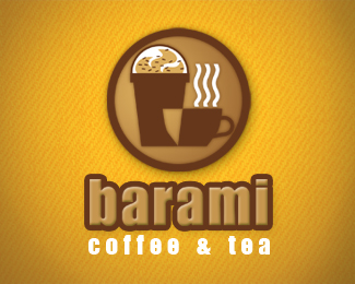 Coffee Logo Designs: Barami