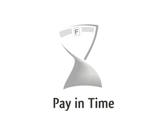 Pay in Time Logo Design