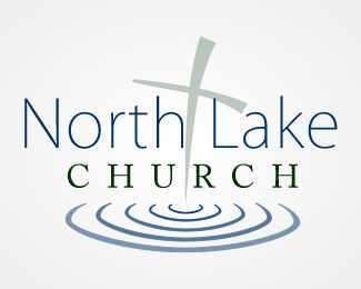 North Lake Church Logo Design
