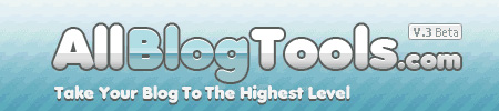 All Blog Tools – Take your blog to the highest level