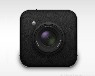 iPhone Replacement Icon - Camera