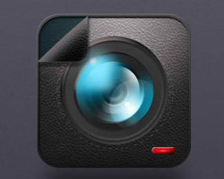 Peeled Camera Icon