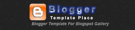 Blogger Template Place – Blogger Template For Blogspot