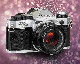 Canon AE1 Program Mac Icon