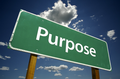 Tip #1: Be clear about your purpose