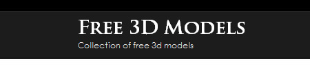 Free 3D Modelz - download free 3d max models