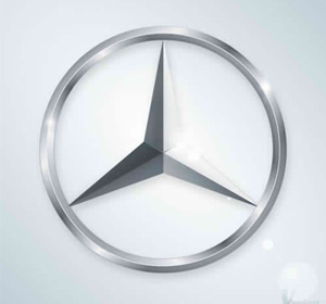 Photoshop Tutorial: Create the Mercedes Logo