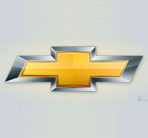 Photoshop Tutorial: Create the Chevrolet Logo