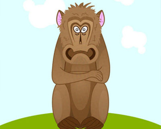 How to Create a Monkey Character in Illustrator