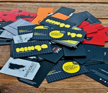 Tips on Choosing Business Card Printing Company