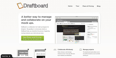Draftboard Cloud Application