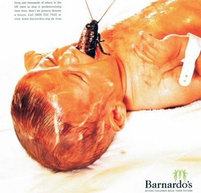 Barnardo's Advertisement Design
